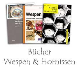 Bücher - Wespen & Hornissen