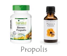 Propolis Produkte